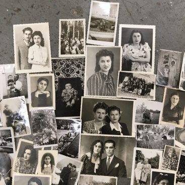 Family Photos, Iran, Acquired by Daisy Patton 2017