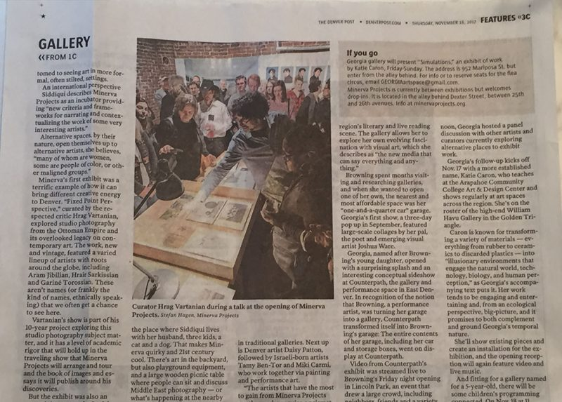 In the Denver Post